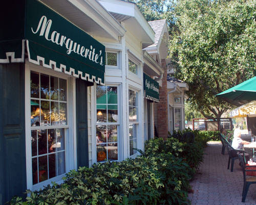 marguerite's cafe dunedin florida